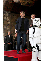 LOS ANGELES - MAR 8:  Mark Hamill at the Mark Hamill Star Ceremony on the Hollywood Walk of Fame on March 8, 2018 in Los Angeles, CA