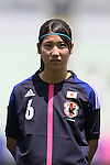 Ayu Nakata (JPN), .JUNE 17, 2012 - Football / Soccer : .International Friendly match between .Japan 1-0 U.S.A.at Nagai Stadium, Osaka, Japan. (Photo by Akihiro Sugimoto/AFLO SPORT) [1080]