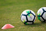 La Liga official ball. August 1,2017.(ALTERPHOTOS/Acero)