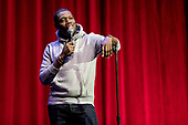 MICHAEL CHE;  Live: 2018<br /> Photo Credit: JOSH WITHERS/ATLASICONS.COM