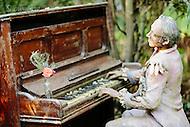 Image Ref: YR123<br /> Location: Bruno's Art and Sculpture Garden, Marysville<br /> Date: 4th Oct, 2015