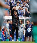 21.07.2019: Rangers v Blackburn Rovers: Steven Gerrard