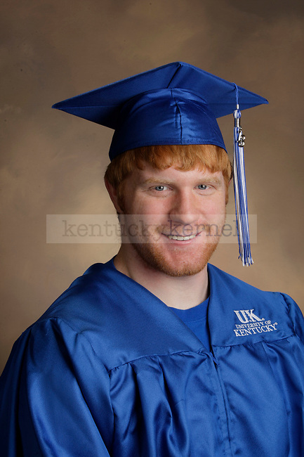 Kress, Cory photographed during the Feb/Mar, 2013, Grad Salute in Lexington, Ky.