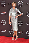 LOS ANGELES, CA - JULY 18: Allison Janney attends the 2018 ESPYS at Microsoft Theater at L.A. Live on July 18, 2018 in Los Angeles, California.