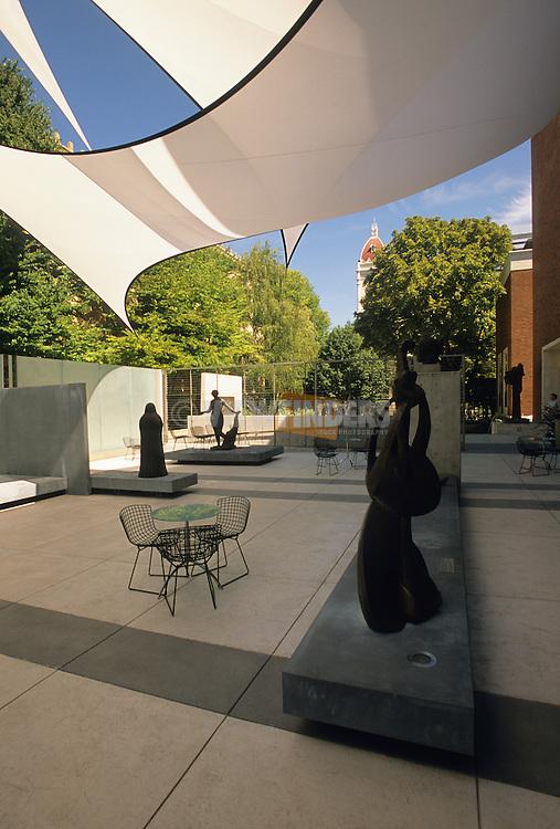 Portland Art Museum Sculpture Garden
