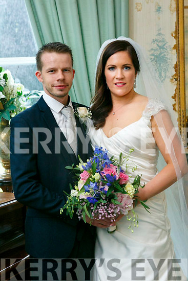 Alayne O'Sullivan and Gavin O'Leary were married at Fossa Church on Friday 21st July 2017 by Fr. Paddy O'Donoghue with a reception at Ballyseede Castle Hotel