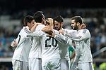 20141202 Spanish King Cup Real Madrid V Cornella