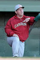 Ray Tanner (Head Coach) South Carolina Gamecocks (Photo by Tony Farlow/Four Seam Images)