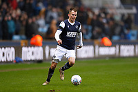 9th February 2020; The Den, London, England; English Championship Football, Millwall versus West Bromwich Albion; Jed Wallace of Millwall