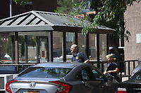 NOVA YORK, EUA, 10.08.2019 - CRIME-EUA - Fachada do Metropolitan Correctional Center onde o milionário americano Jeffrey Epstein<br /> acusado de tráfico sexual de menores, foi encontrado morto em sua cela na prisão de Manhattan na cidade de Nova York nos Estados Unidos neste sábado, 10. (Foto: Vanessa Carvalho/Brazil Photo Press)