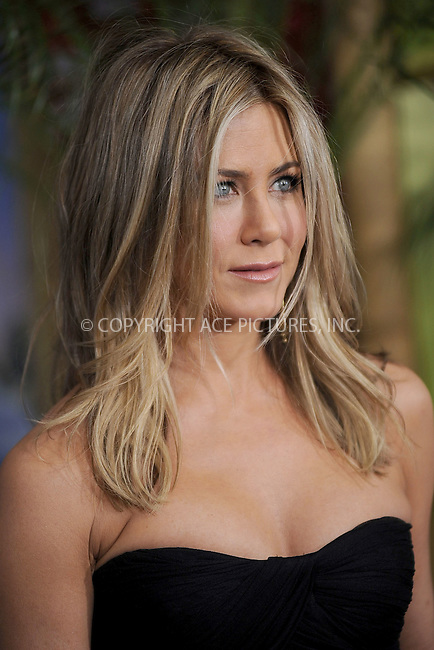 WWW.ACEPIXS.COM . . . . . .February 8, 2011...New York City...Jennifer Aniston  attends the premiere of Just Go With It at the Ziegfeld Theater on February 8, 2011 in New York City....Please byline: KRISTIN CALLAHAN - ACEPIXS.COM.. . . . . . ..Ace Pictures, Inc: ..tel: (212) 243 8787 or (646) 769 0430..e-mail: info@acepixs.com..web: http://www.acepixs.com .