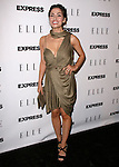 "Sarah Shahi attends the ELLE and Express ""25 at 25"" Event held at The Palihouse Holloway in West Hollywood, California on October 07,2010                                                                               © 2010 Hollywood Press Agency"