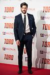 "Angel de Molina attends to the premiere of the spanish film ""Toro"" at Kinepolis Cinemas in Madrid. April 20, 2016. (ALTERPHOTOS/Borja B.Hojas)"