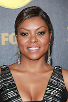 HOLLYWOOD, LOS ANGELES, CA, USA - JANUARY 06: Taraji P. Henson at the Los Angeles Premiere Of FOX's 'Empire' held at ArcLight Cinemas Cinerama Dome on January 6, 2015 in Hollywood, Los Angeles, California, United States. (Photo by David Acosta/Celebrity Monitor)