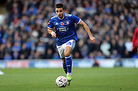 Anthony Georgiou of Ipswich Town during Ipswich Town vs Lincoln City, Emirates FA Cup Football at Portman Road on 9th November 2019
