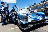 12th January 2020; The Bend Motosport Park, Tailem Bend, South Australia, Australia; Asian Le Mans, 4 Hours of the Bend, Race Day; The number 45 Thunderhead Carlin Racing LMP2 driven by Jack Manchester, Harry Tincknell, Ben Barnicoat before the race - Editorial Use