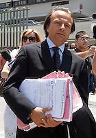 John Henry Woodcock il magistrato indato a Roma per il caso Consip