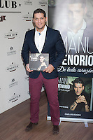 Manu Tenorio biography