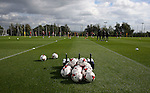 General view during the Sheffield Utd training session at the Shirecliffe Training Complex , Sheffield. Picture date: September 29th, 2016. Pic Simon Bellis/Sportimage