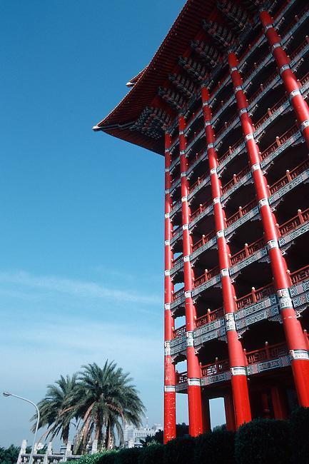 Grand Hotel, Taipei, Taiwan
