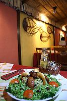 Manaus_AM, Brasil...Detalhe da culinaria Amazonica, Manaus, Amazonas...Amazon culinary, Manaus, Amazonas. ..Foto: JOAO MARCOS ROSA / NITRO