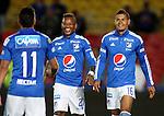 Millonarios venció 1-0 a Alianza Petrolera como local. Fecha 4 Liga Águila II-2016.