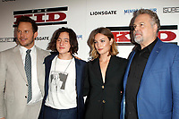 "LOS ANGELES - MAR 6:  Chris Pratt, Jake Schur, Leila George, Vincent D'Onofrio at the ""The Kid"" Premiere at the ArcLight Hollywood on March 6, 2019 in Los Angeles, CA"