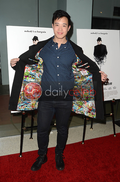 "Hayden Szeto<br /> at ""The Comedian"" Los Angeles Premiere, Pacific Design Center, West Hollywood, CA 01-27-17<br /> David Edwards/DailyCeleb.com 818-249-4998"