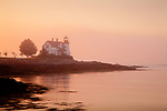 Prospect Harbor Light, Gouldsboro, ME, USA