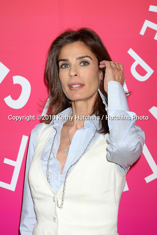 Kristian Alfonso.arriving at the Ken Corday Days of Our Lives Book Launch Party.Paley Center for Media.Beverly Hills, CA.April 29, 2010.©2010 Kathy Hutchins / Hutchins Photo...