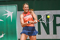 Anett Kontaveit (Estonia) during Day 4 for the French Open 2018 on May 30, 2018 in Paris, France. (Photo by Anthony Dibon/Icon Sport)