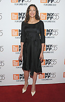 NEW YORK, NY - OCTOBER 01: Rebecca Miller attends the New York Film Festival screening of The Meyerowitz Stories (New and Selected) at Alice Tully Hall on October 1, 2017 in New York City. <br /> CAP/MPI/JP<br /> &copy;JP/MPI/Capital Pictures