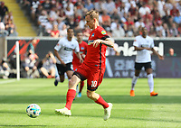 Ondrej Duda (Hertha BSC Berlin) - 21.04.2018: Eintracht Frankfurt vs. Hertha BSC Berlin, Commerzbank Arena
