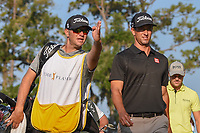 Adam Scott (AUS) heads down 10 during round 1 of The Players Championship, TPC Sawgrass, at Ponte Vedra, Florida, USA. 5/10/2018.<br /> Picture: Golffile | Ken Murray<br /> <br /> <br /> All photo usage must carry mandatory copyright credit (&copy; Golffile | Ken Murray)