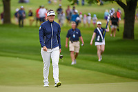 Hannah Green (AUS) makes her way across the green on 1 during the round 3 of the KPMG Women's PGA Championship, Hazeltine National, Chaska, Minnesota, USA. 6/22/2019.<br /> Picture: Golffile | Ken Murray<br /> <br /> <br /> All photo usage must carry mandatory copyright credit (© Golffile | Ken Murray)