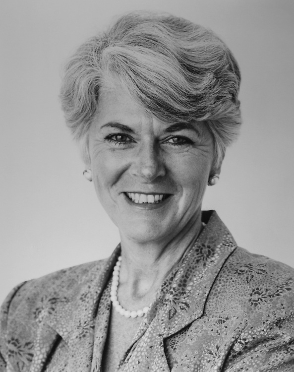 Portrait of Former Rep. Geraldine Ferraro, D-N.Y. (Photo by CQ Roll Call via Getty Images)