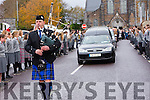 The Funeral of Joe O'Dwyer founder of Carnegie at  St James Church Killorglin on Saturday