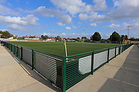 View of the pitch during Haringey Borough vs Corinthian Casuals, BetVictor League Premier Division Football at Coles Park Stadium on 10th August 2019