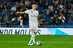 Toni Kroos of Real Madrid during La Liga match between Real Madrid and CD Leganes at Santiago Bernabeu Stadium in Madrid, Spain. October 30, 2019. (ALTERPHOTOS/A. Perez Meca)