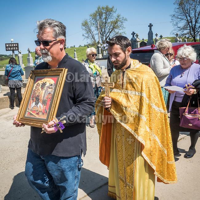 Feast of Palm Sunday, St. Sava, Jackson