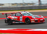 Tom Haacker (45) in action during the V8 Supercars and the Porsche GT3 Cup cars practice sessions at the Circuit of the Americas race track in Austin,Texas. ..