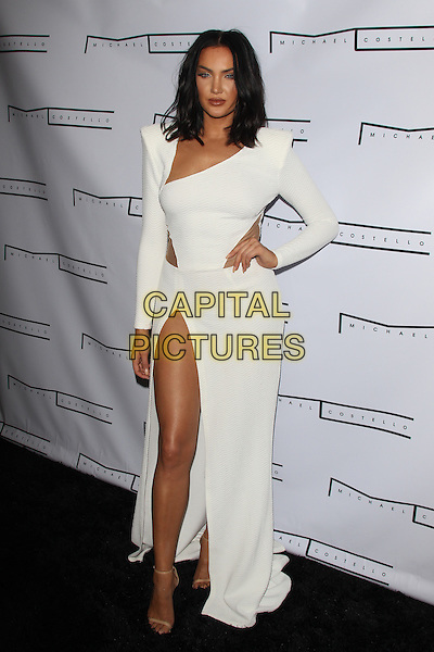 LOS ANGELES, CA- JULY 23: Natalie Halcro at the Michael Costello and Style PR Capsule Collection launch party on July 23, 2015 in Los Angeles, California. <br /> CAP/MPI21<br /> &copy;MPI21/Capital Pictures