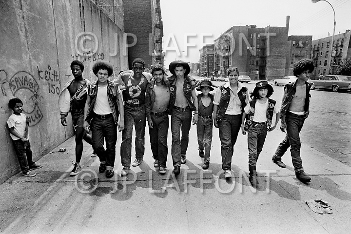 Bronx, New York City, NY. July 20th 1972. <br />
