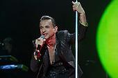May 28, 2013: DEPECHE MODE - Delta Machine Tour @ O2 Arena London