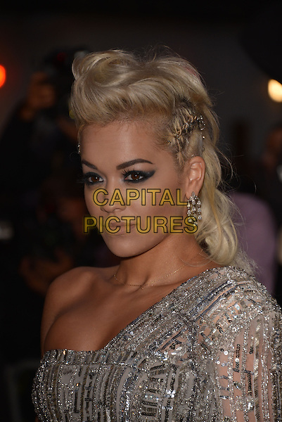 LONDON, ENGLAND SEPTEMBER 02: Rita Ora attends the GQ Men of the Year 2014 awards in association with Hugo Boss at The Royal Opera House on September 2, 2014 in London, England.<br /> CAP/PL<br /> &copy;Phil Loftus/Capital Pictures