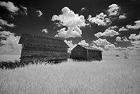 Graneries and clouds<br />
