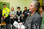Deborah Courtney (Survivor) pictured at opening of the support room at Tralee Court House on Tuesday afternoon last.