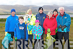 CLEAN UP: The residents of The Kerries and Lower Cannon, Tralee doing a big clean up of Cockleshell beach, Traleee on Saturday l-r: Haulie Kerins, Michael Kerins, Kate Campbell, Kate Kerins, Mono Ryle, Kathleen Tierney, Kathleen Poff and DJ Higgins.