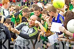 Kieran Donaghy at Kerry GAA family day at Fitzgerald Stadium on Saturday.