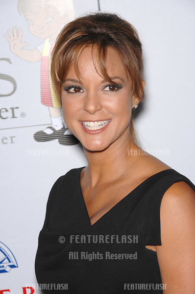 CSI: Miami star Eva La Rue at a fund-raising gala to benefit Padres Contra El Cåncer (parents against cancer) at The Lot, Hollywood..October 19, 2007  Los Angeles, CA.Picture: Paul Smith / Featureflash